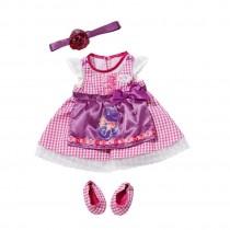"""Набор для кукол Baby born """"Платье. Красотка"""""""
