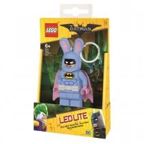 Брелок-фонарик для ключей LEGO Batman Movie - Easter Bunny Batman (Истер Бани Бэтмен)