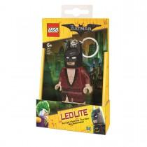 Брелок-фонарик для ключей LEGO Batman Movie - Kimono Batman (Кимоно Бэтмен)