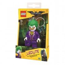 Брелок-фонарик для ключей LEGO Batman Movie - Joker (Джокер)