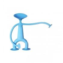 "Конструктор - присоска ""Sibelly"", фигурка 12х9, цвет синий"