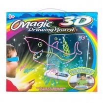 """Магическая 3D-доска для рисования """"Magic 3D Board. Океан"""""""