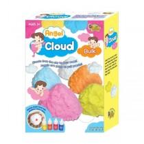 """Масса для лепки """"Angel Cloud"""", 100 гр, малиновый краситель"""
