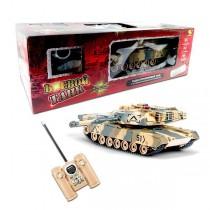 """Игрушка радиоуправляемая """"Танк боевой"""" со световыми и звуковыми эффектами, имитация стрельбы"""