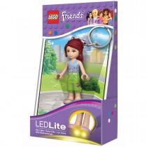 Брелок-фонарик для ключей Lego Friends - Mia