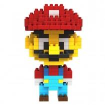 "Конструктор Diamond Block ""Итальянец Марио"", нарушена упаковка товара"