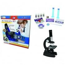 """Набор для исследований """"Микроскоп"""", 50 предметов"""
