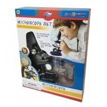 """Набор для исследований """"Микроскоп"""", 33 предмета"""