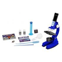 """Набор для исследований """"Микроскоп в кейсе"""", 48 предметов"""