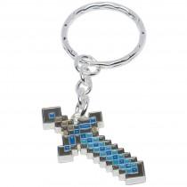 "Брелок Minecraft ""Diamond Sword"""