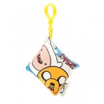 "Плюшевый брелок ""Adventure Time. Finn & Jake"" (Эдвенчер тайм. Финн и Джейк), 7,5 см"