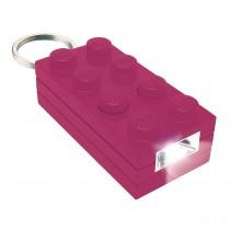 """Брелок-фонарик """"Lego Friends"""", цвет лиловый"""