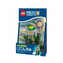 """Брелок-фонарик Lego """"Рыцари Нексо. Аарон"""" (Nexo Knights. Aaron)"""