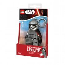 "Брелок-фонарик Lego Star Wars ""Капитан Фазма"""