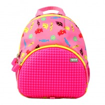 "Рюкзак для малышей ""Эльф"", цвет фуксия"