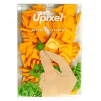 """Пиксельные фишки большие """"Upixel"""", цвет желтый"""