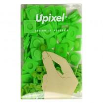 """Пиксельные фишки большие """"Upixel"""", цвет мятный зеленый"""