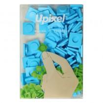 """Пиксельные фишки большие """"Upixel"""", цвет синий"""