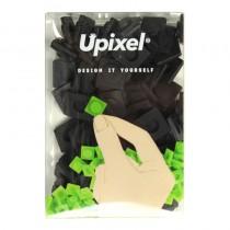 """Пиксельные фишки большие """"Upixel"""", цвет черный"""