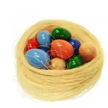 """Развивающая игрушка """"Счетный материал. Яйца в гнезде"""""""