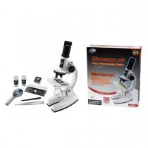"""Набор для исследований """"Микроскоп"""", увеличение в 100х, 450х и 900х"""