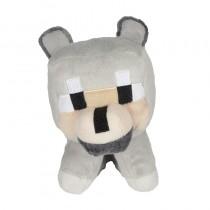 "Плюшевая игрушка ""Minecraft Baby Wolf"" (Детеныш волка), 20 см"