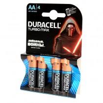 "Батарейка пальчиковая ""DURACELL TURBO MAX"""