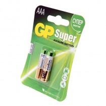 """Батарейка мизинчиковая """"GP Super"""""""