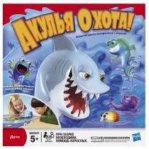 "Настольная игра ""Акулья Охота"""
