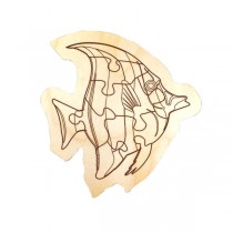 "Пазл деревянный ""Рыбка"""