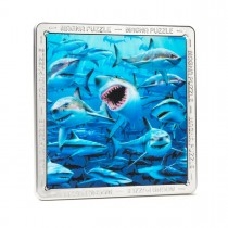 """3D-пазл """"Акулы"""""""