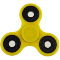 "Спиннер для рук ""Gyro Spinner"", маленький подшипник, цвет желтый"