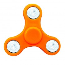 "Спиннер для рук ""Finger Spinner Classic"", цвет оранжевый"