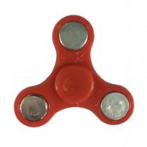 "Спиннер для рук ""Finger Spinner Classic"", цвет красный"