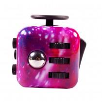"""Игрушка-антистресс Fidget Cube (Фиджет куб) """"Космос"""""""