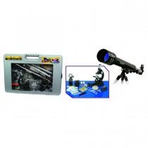 """Набор для исследований """"Телескоп и микроскоп"""""""