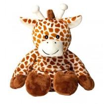 """Мягкая игрушка-грелка """"Жираф"""", 30 см"""