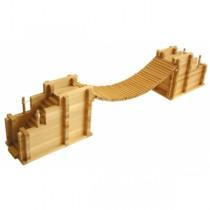 Конструктор «Сказочный мост», 239 деталей
