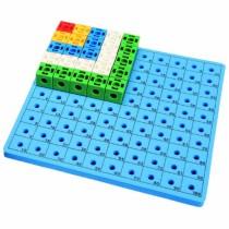 Конструктор «Доска для набора «Занимательные кубики»