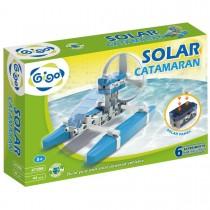 Конструктор «Катамаран на солнечной энергии»
