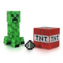 "Фигурка ""Minecraft Creeper"" Майнкрафт Крипер с аксессуарами, 8 см"