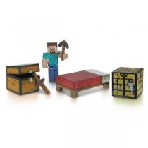 "Набор для выживания ""Minecraft Player Survival Pack"" (Майнкрафт Плейер Сёвайвл Пэк)  с аксессуарами"