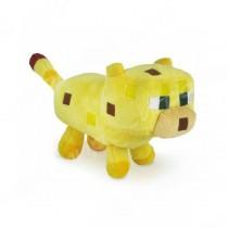 """Плюшевая игрушка """"Minecraft Baby Ocelot"""" Майнкрафт Детеныш Оцелота, 18 см"""