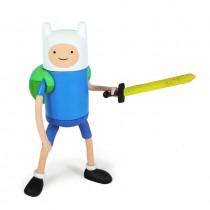 "Игрушка-фигурка ""Adventure Time. Stretchy Finn"" (Эдвенчер Тайм. Парнишка Финн), 14см"