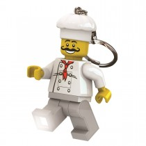 Брелок-фонарик для ключей Lego Classic - Chef
