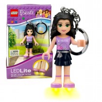 Брелок-фонарик для ключей Lego Friends - Emma