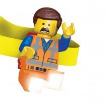 Налобный фонарик Lego Movie - Emmet