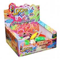 """Набор для плетения браслетов из ароматизированных резинок """"Loom Twister"""""""
