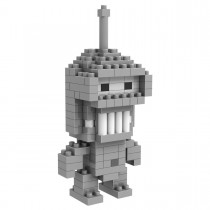 "Конструктор Diamond Block ""Робот Бендер"""