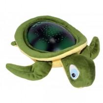 "Игрушка и ночник-проектор  звездного неба ""Черепашка Челси"""